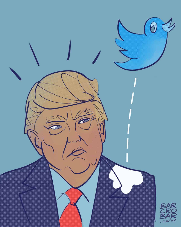 Trump et Twitter: ils se sont tant aimés.