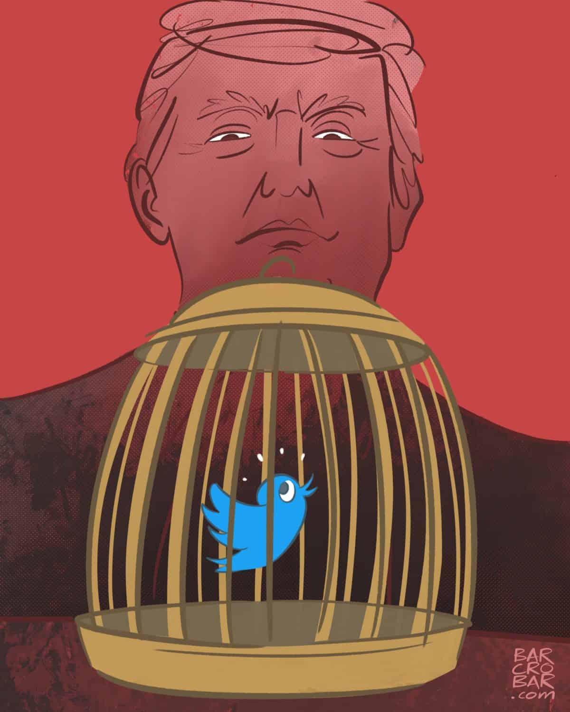 Etats-Unis: Donald Trump veut priver les réseaux sociaux de leur protection