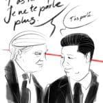 La relation a continué à se détériorer entre Donald Trump et Xi Jinping depuis l'éclatement de la crise du coronavirus.