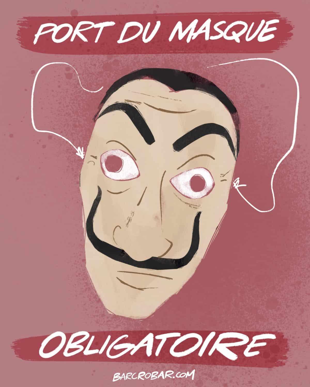 En France, le port du masque sera obligatoire dans les lieux publics clos dès «la semaine prochaine»