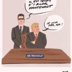 Donald Trump a encore 75 jours de présidence: et si c'était les pires?