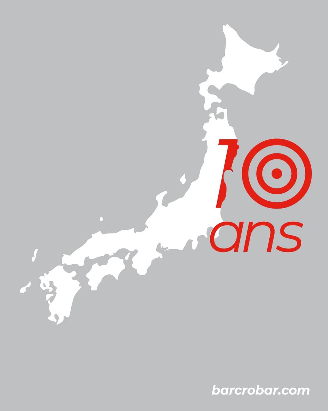 Japon : des murs anti-tsunami toujours plus hauts et longs depuis 2011
