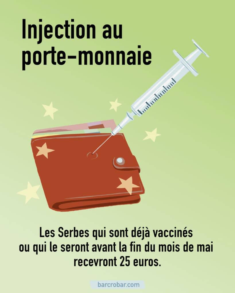 Covid-19 : ce pays va payer ses ressortissants pour qu'ils se fassent vacciner